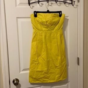 J Crew used great condition tube top dress.